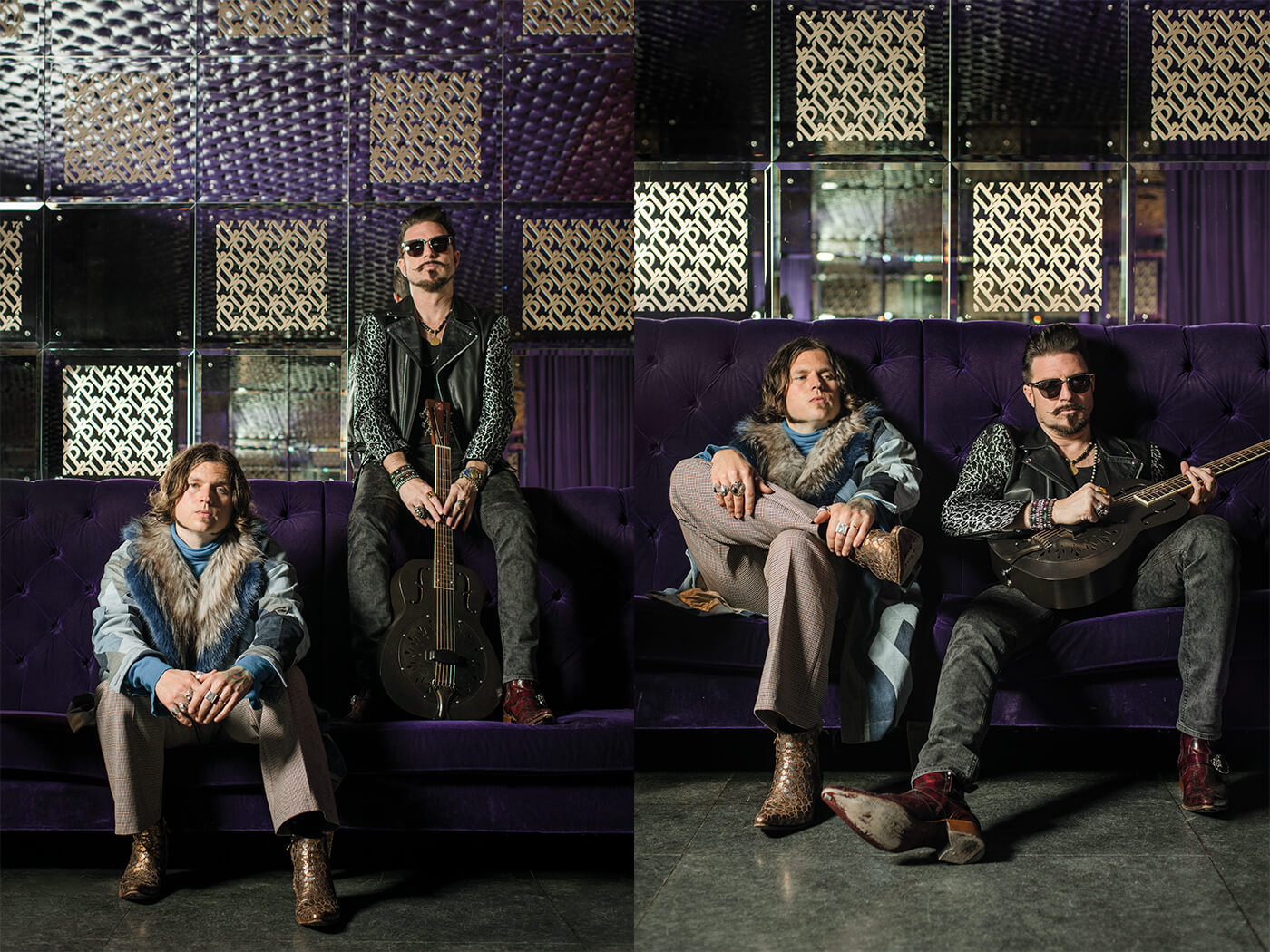 Rival Sons Shoots Interview