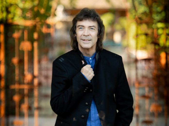 Steve Hackett Feature
