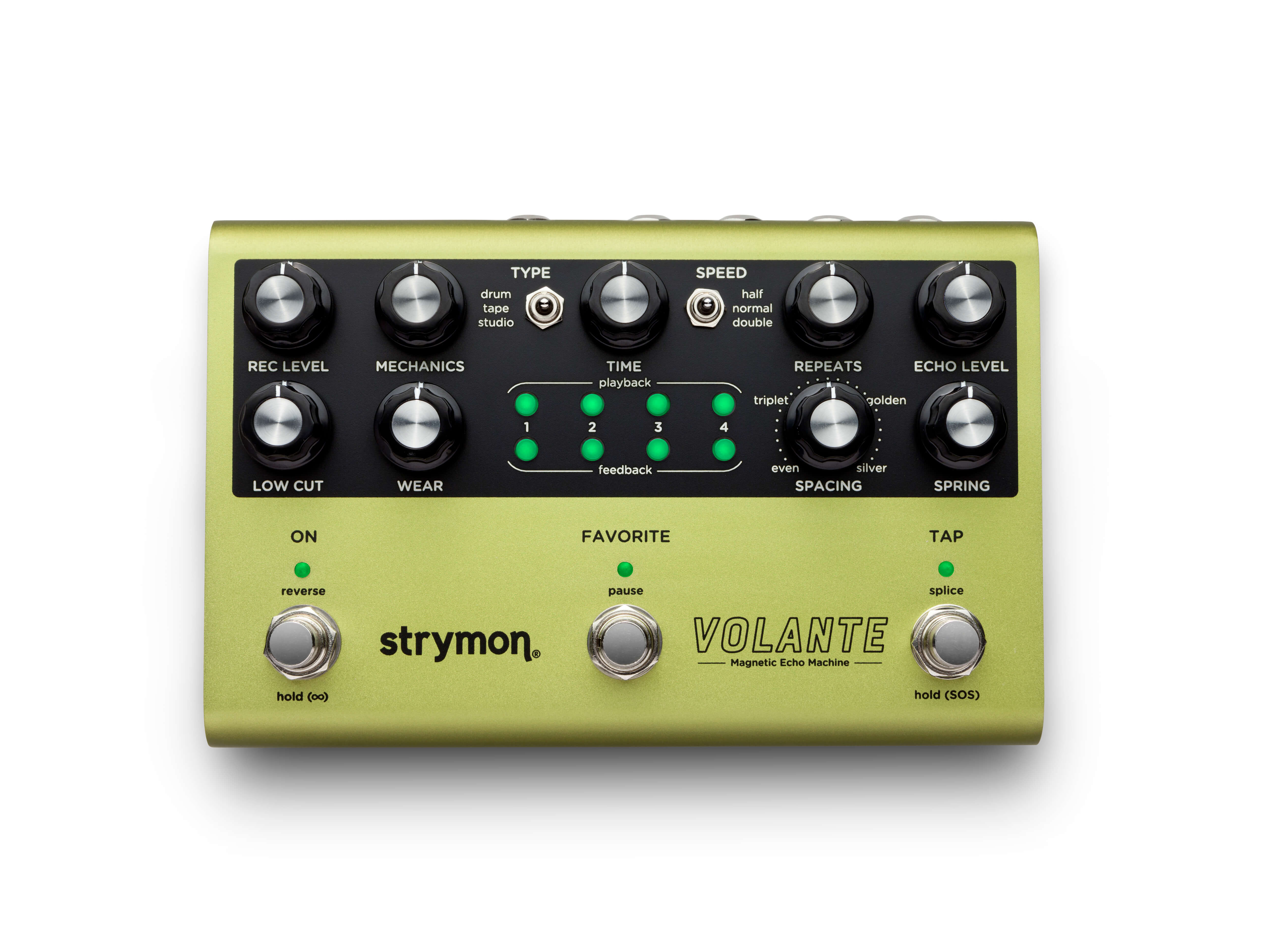 Strymon Volante Front