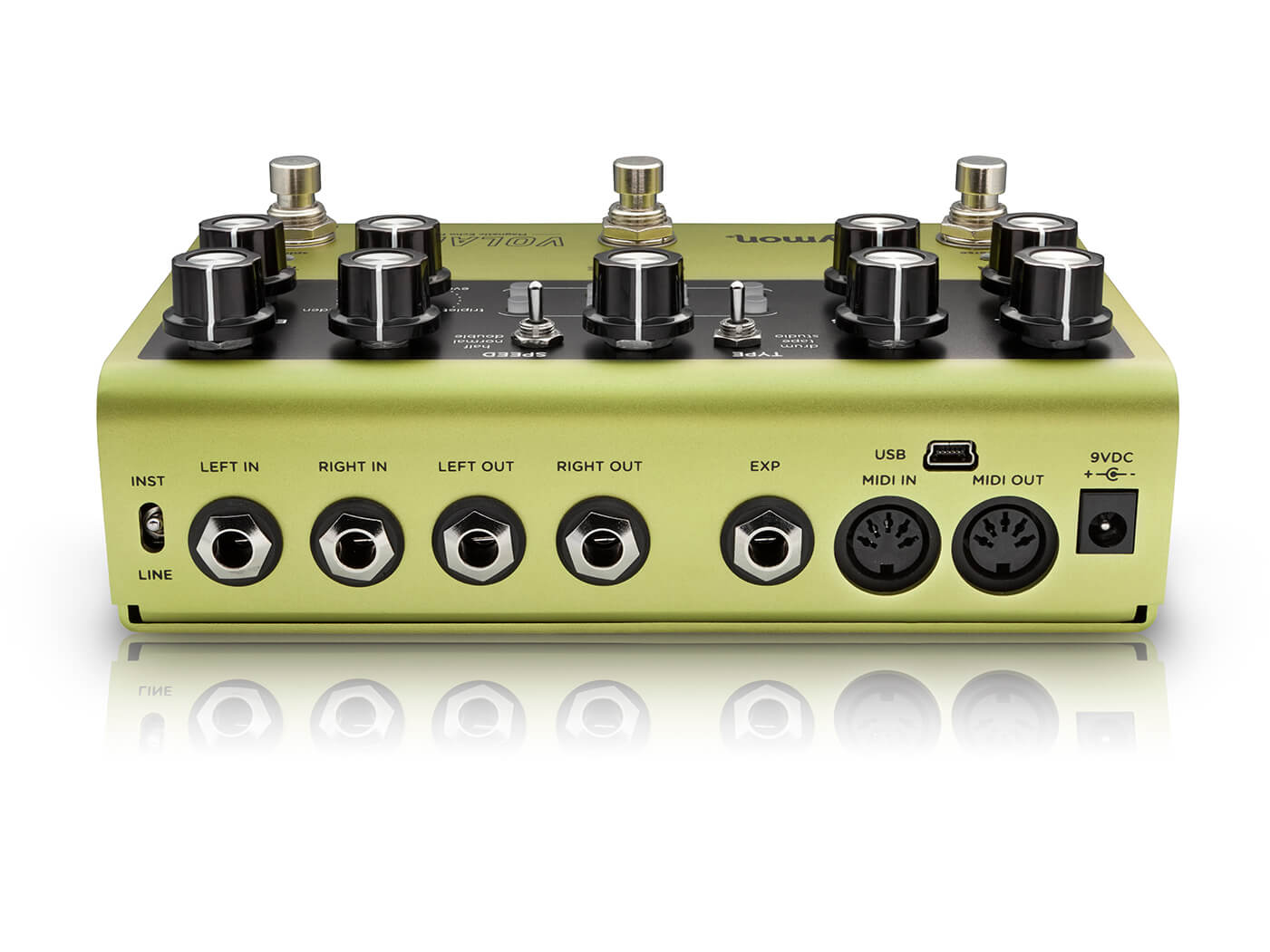 Strymon Volante Connections