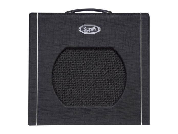 Supro blues king 12 amplifier