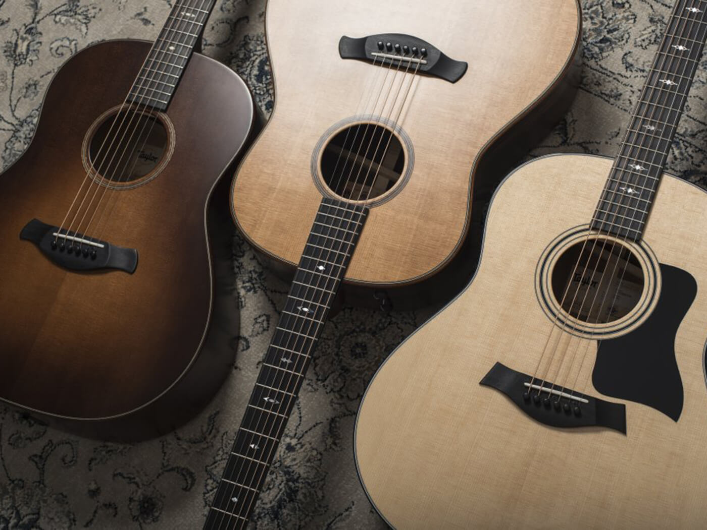 Taylor Grand Pacific Builder's Edition 517e, 717e, 317