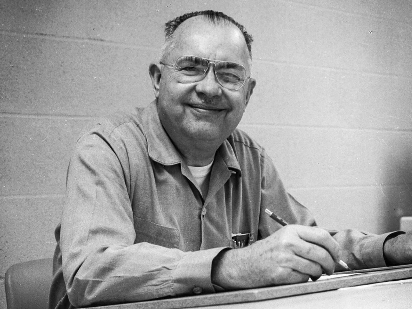 Portrait of Leo Fender