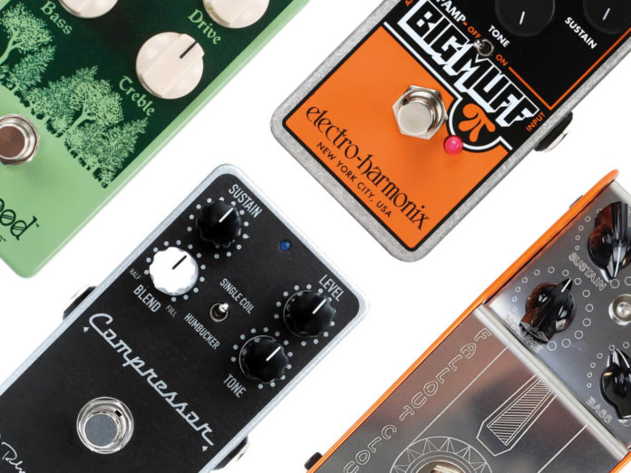 50 best pedals