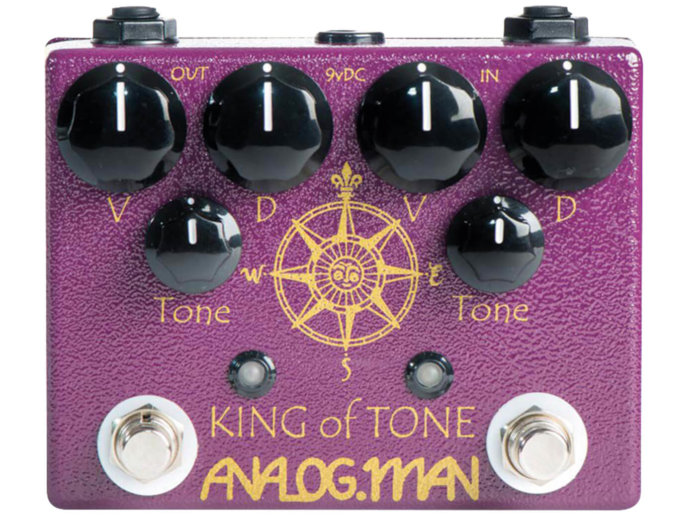 Analog.Man King Of Tone