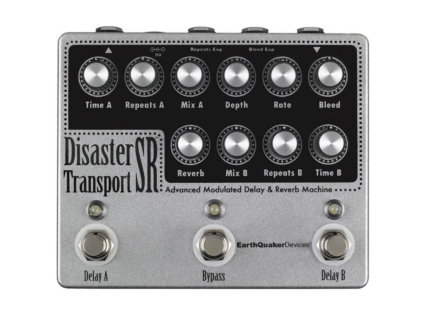 Earthquaker Disaster Transport Sr
