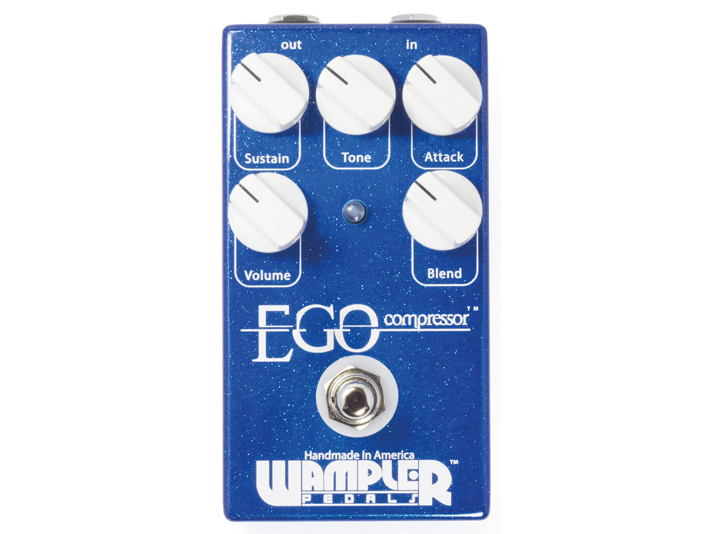 Four best compressor pedals for electric guitars