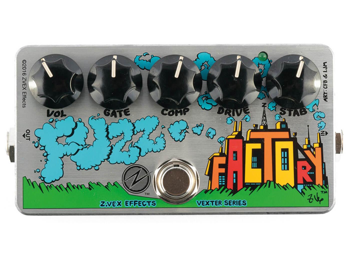 Zvex Effects Fuzz Factory