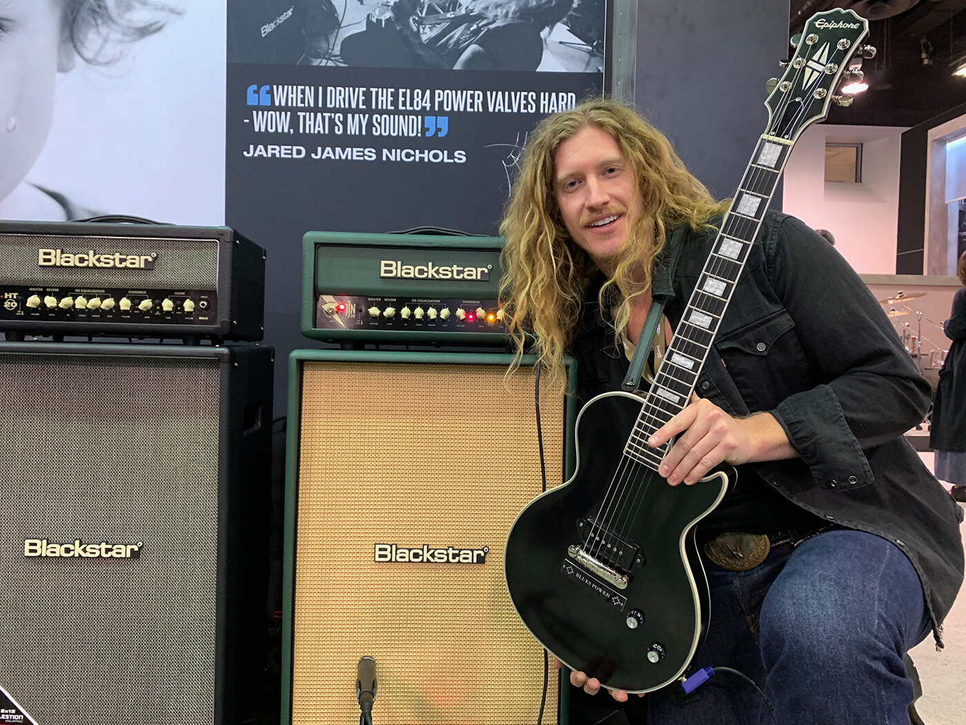 Blackstar Jared James Nichols JJN-20RH MkII