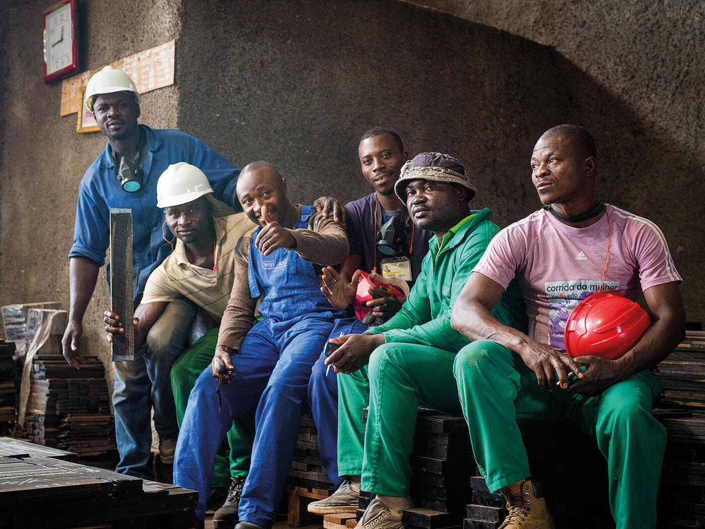 bob taylor crelicam workers