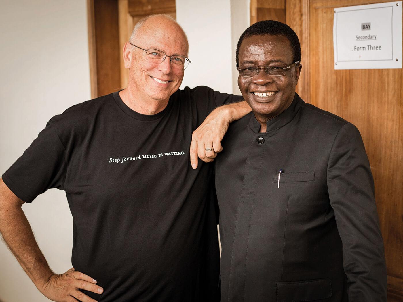 Bob Taylor ebony project