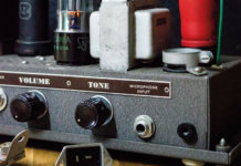 DIY Bell & Howell Filmosound Amp Part 2 feature