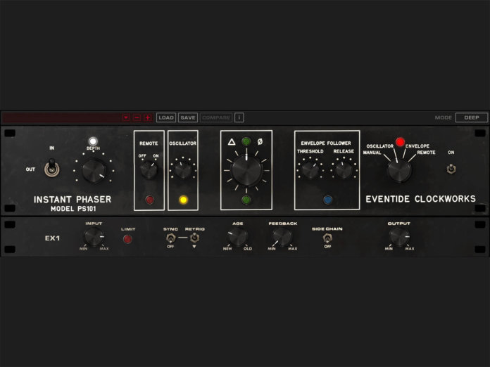 Eventide Instant Phaser MkII Plug-in