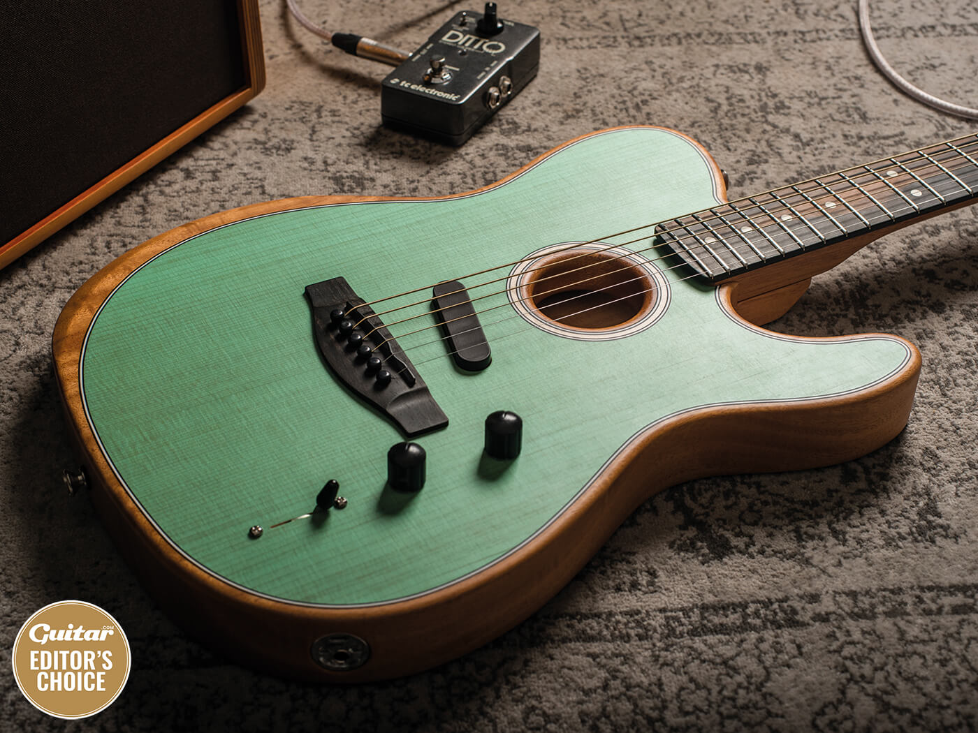 Review: Fender American Acoustasonic Telecaster on