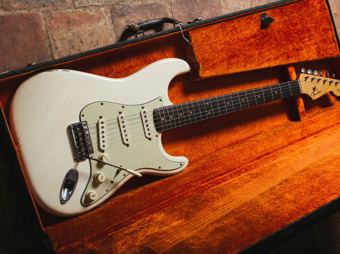 Fender Jimi Hendrix 63 feature