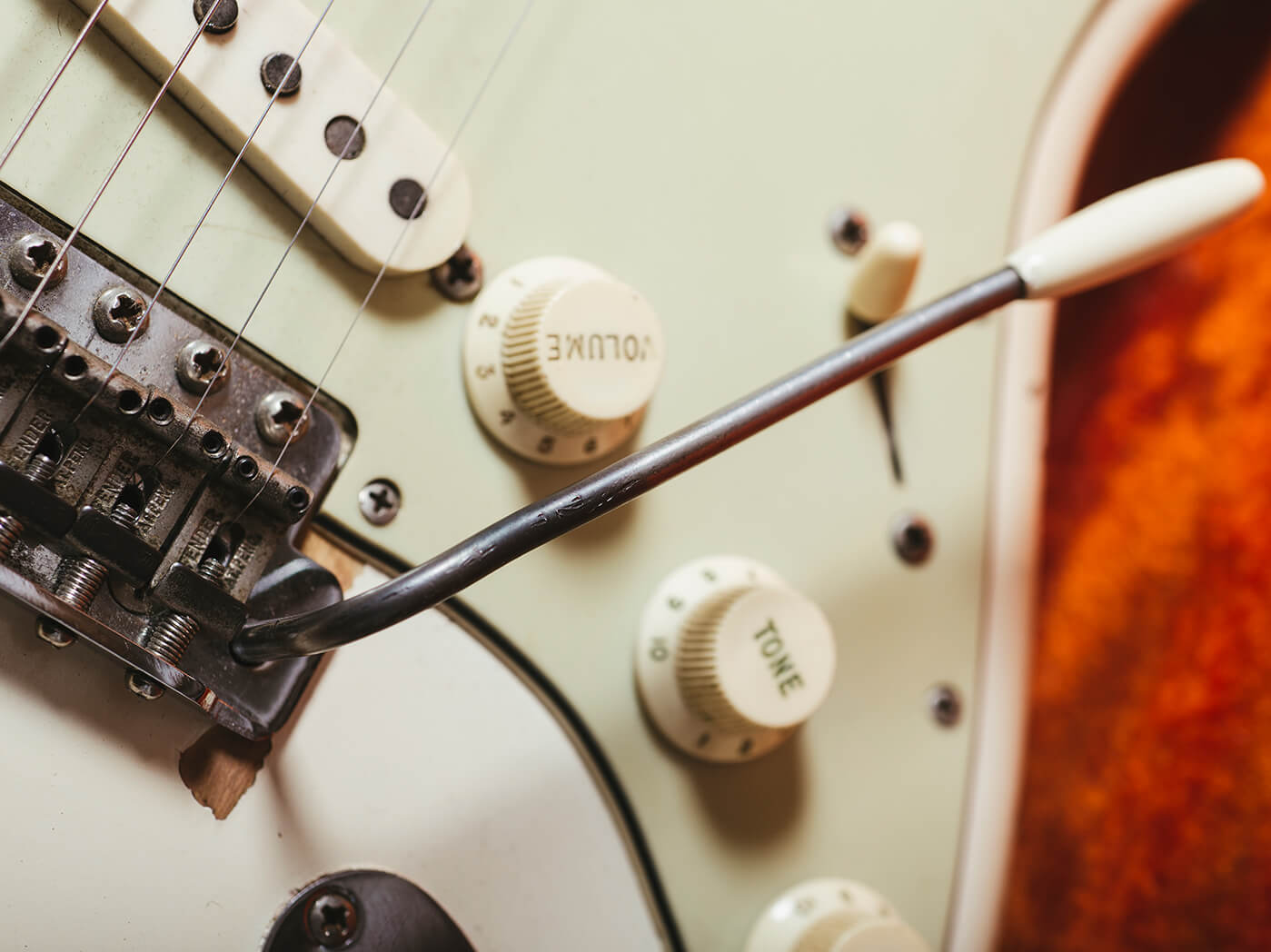 Fender Jimi Hendrix 63 tremolo