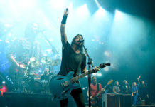 Foo Fighters Live