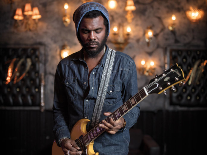 Gary Clark Jr Interview feature