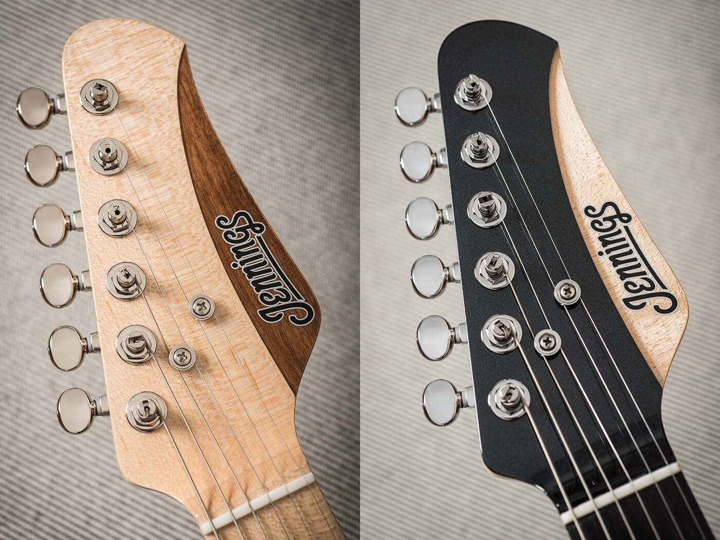 jennings guitars voyager deluxe catalina headstock