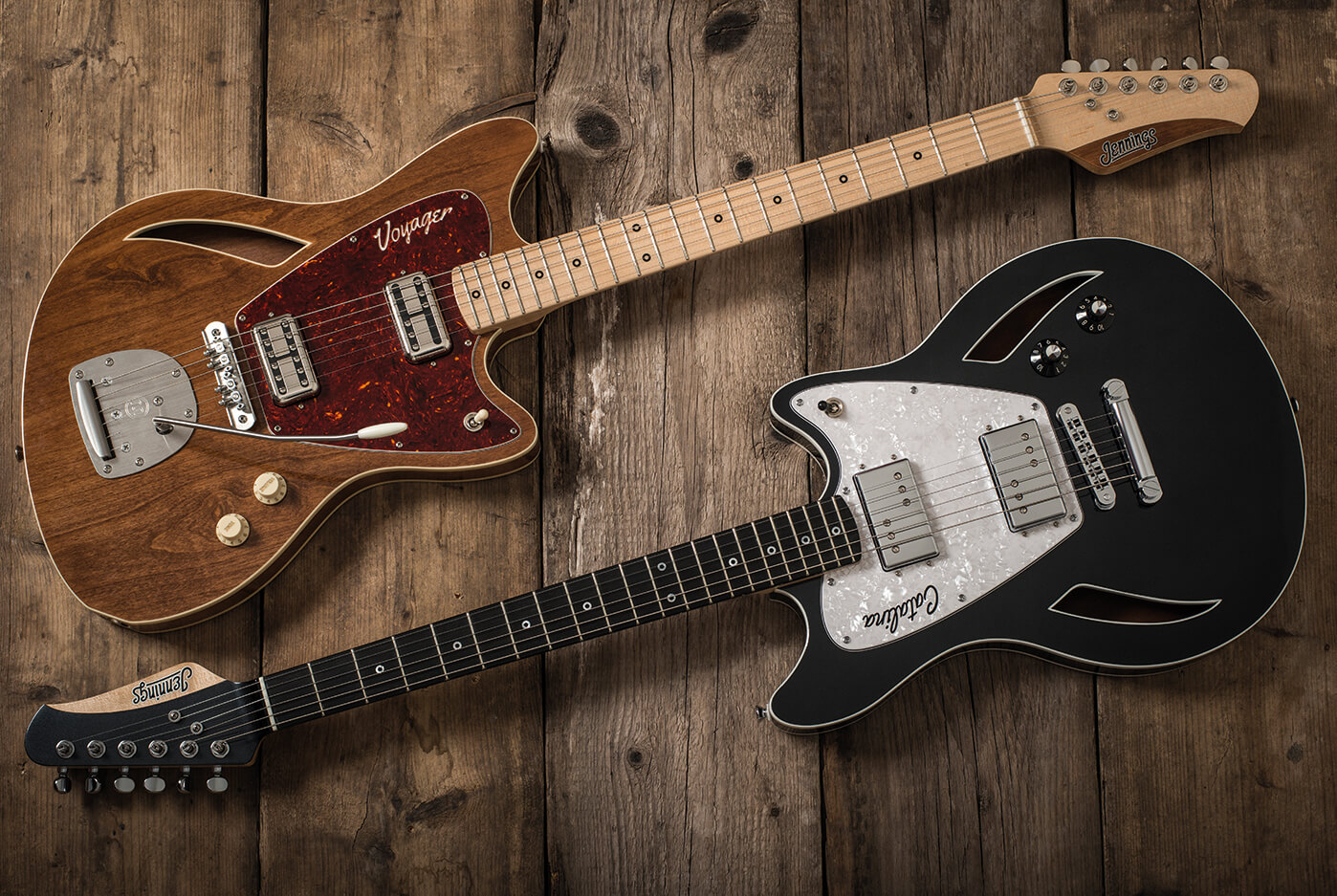jennings guitars voyager deluxe catalina