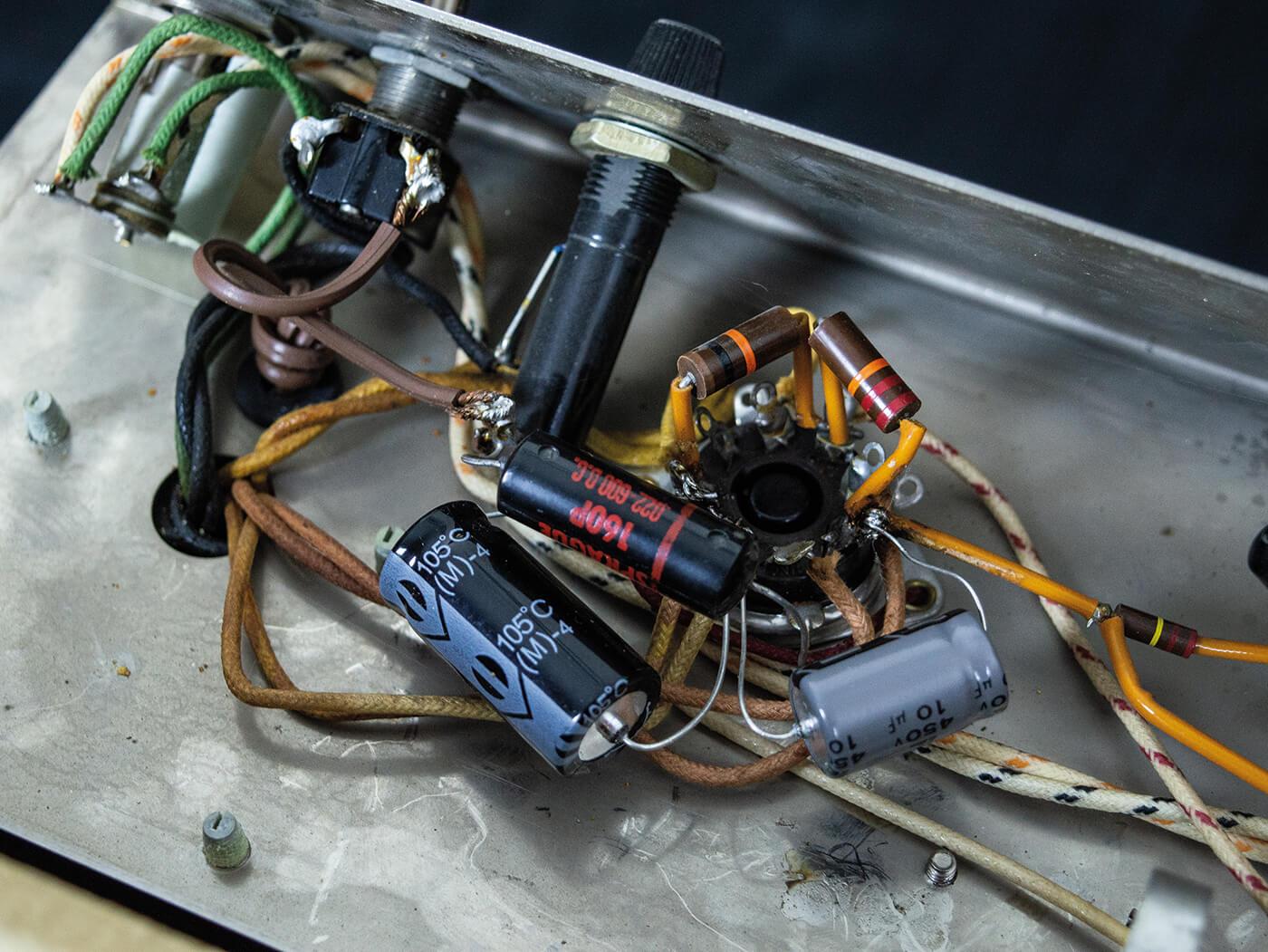 Gibson Skylark wiring