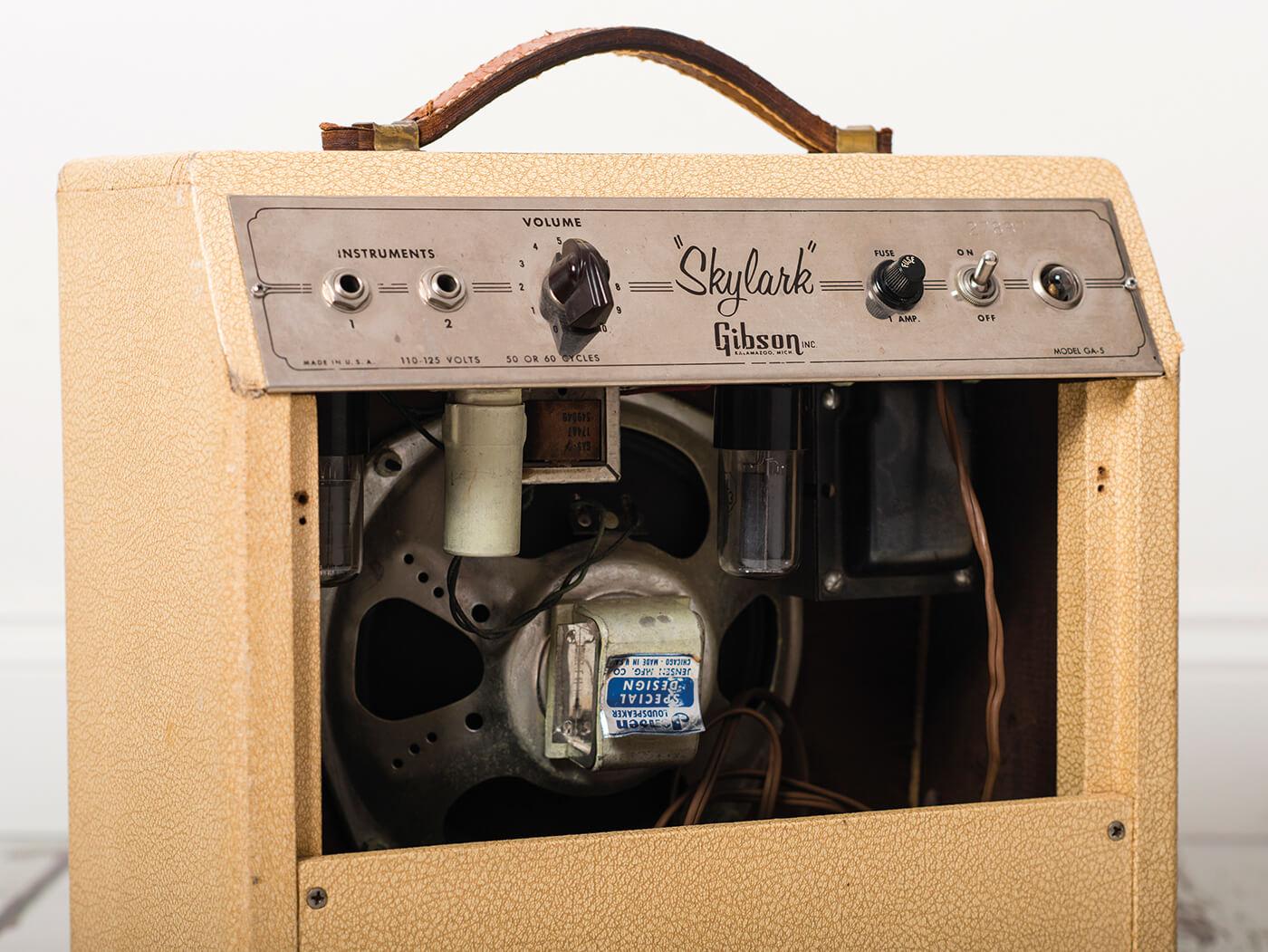 Gibson Skylark small vintage amp