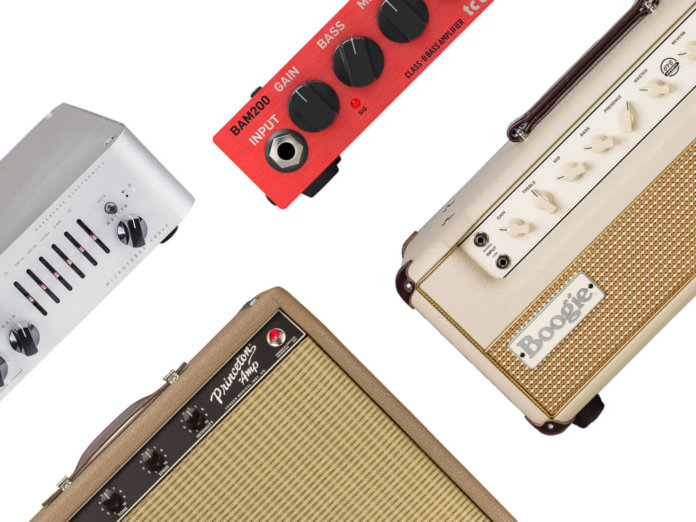five new electric and bass amplifiers march 2019 all things guitar. Black Bedroom Furniture Sets. Home Design Ideas
