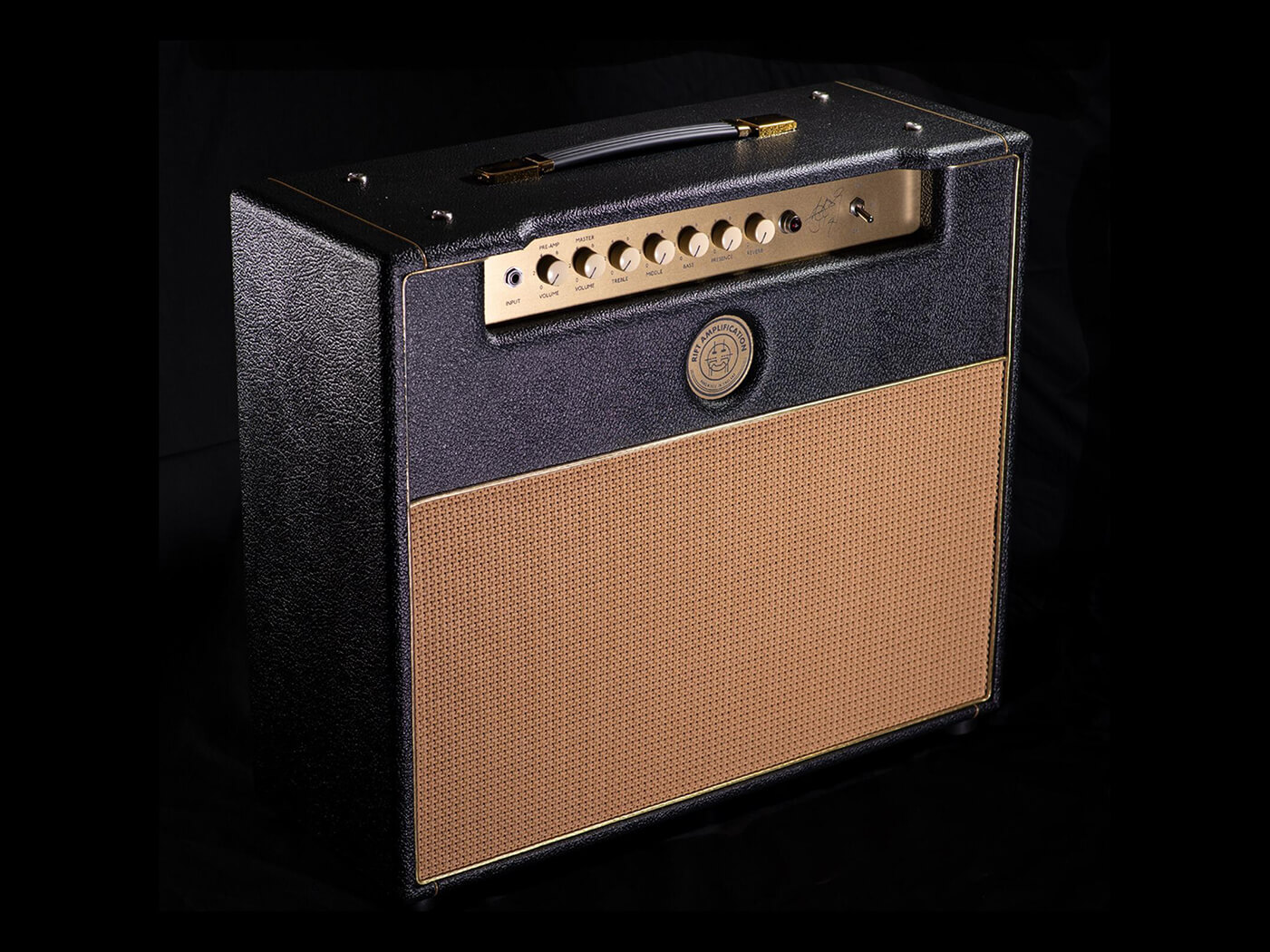 Rift Amplification Aynsley Lister amp combo