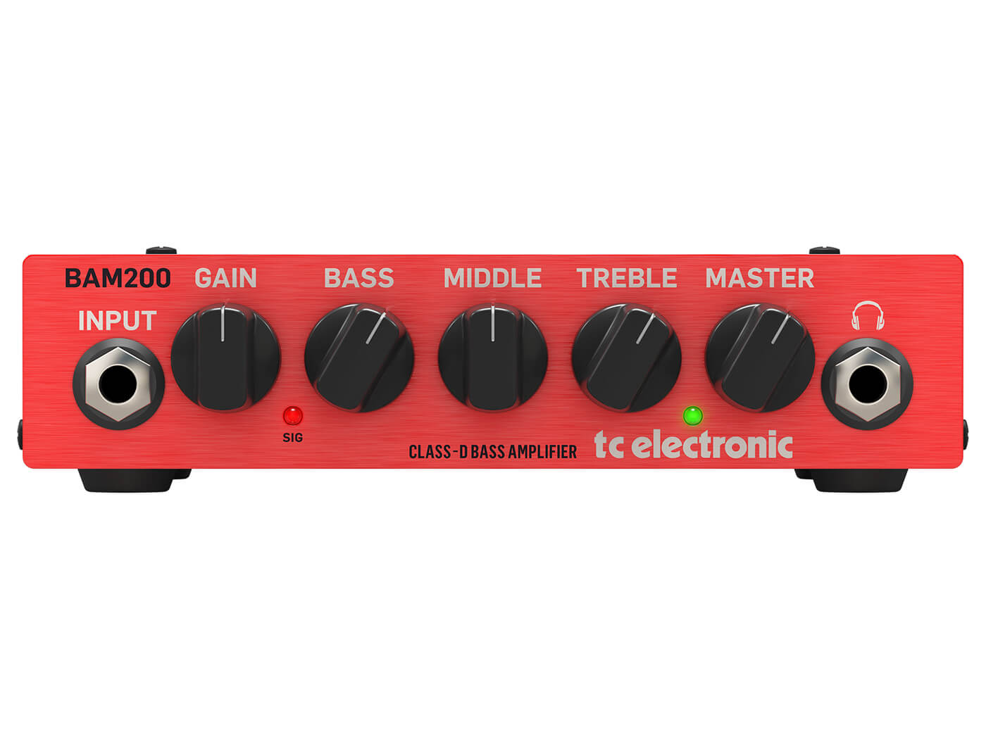 TC Electronic BAM200 bass amp