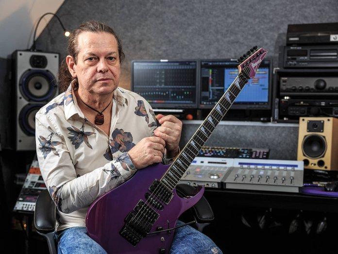Willie Logan Purple Ibanez RG