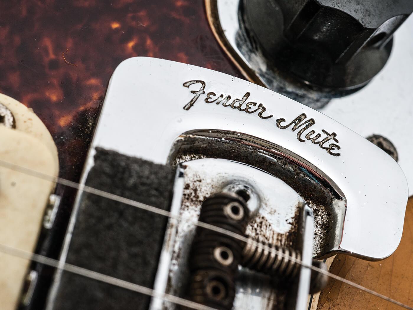 Jazzmaster Roller String Trees Chrome Set of 2 fits Fender Strat Jaguar