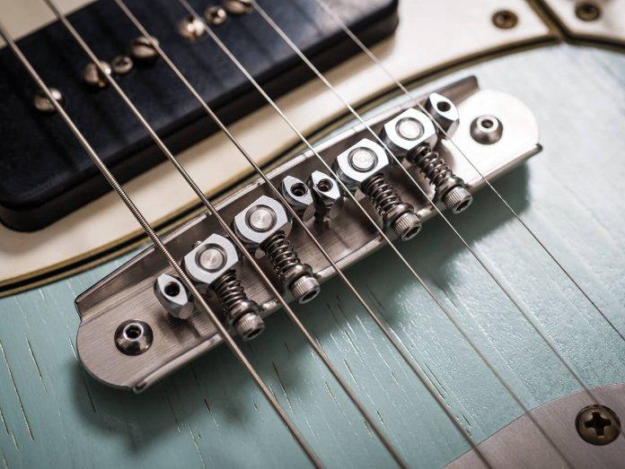"""Diagonal Blade Switch Plate for Jaguar Guitars /""""Wronski/"""""""