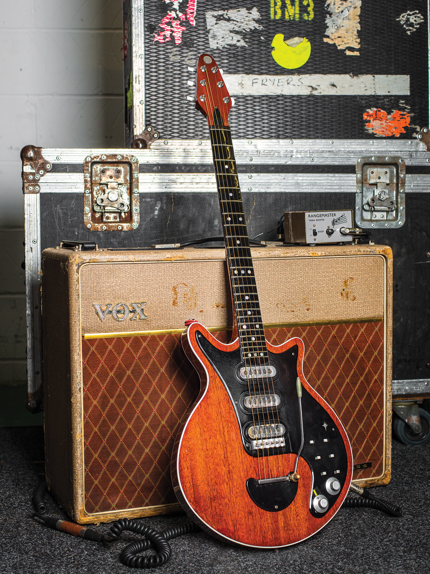 Brian May Vox amp