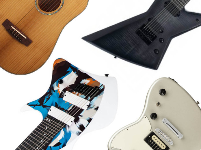 Best guitars April 2019