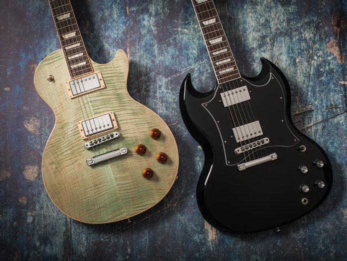 Gibson 2019 Les Paul and SG standard review feature