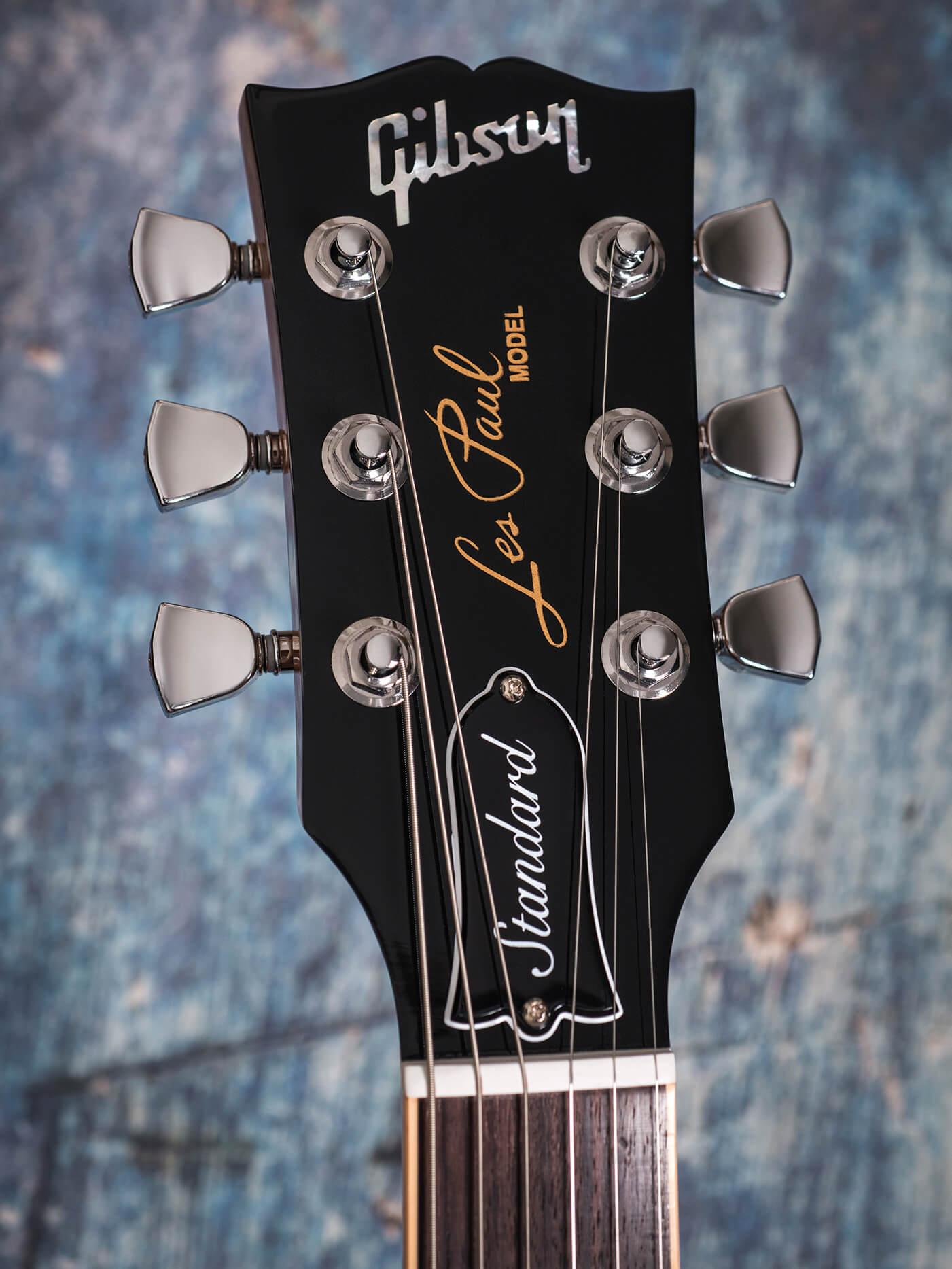 Gibson 2019 Les Paul Standard headstock