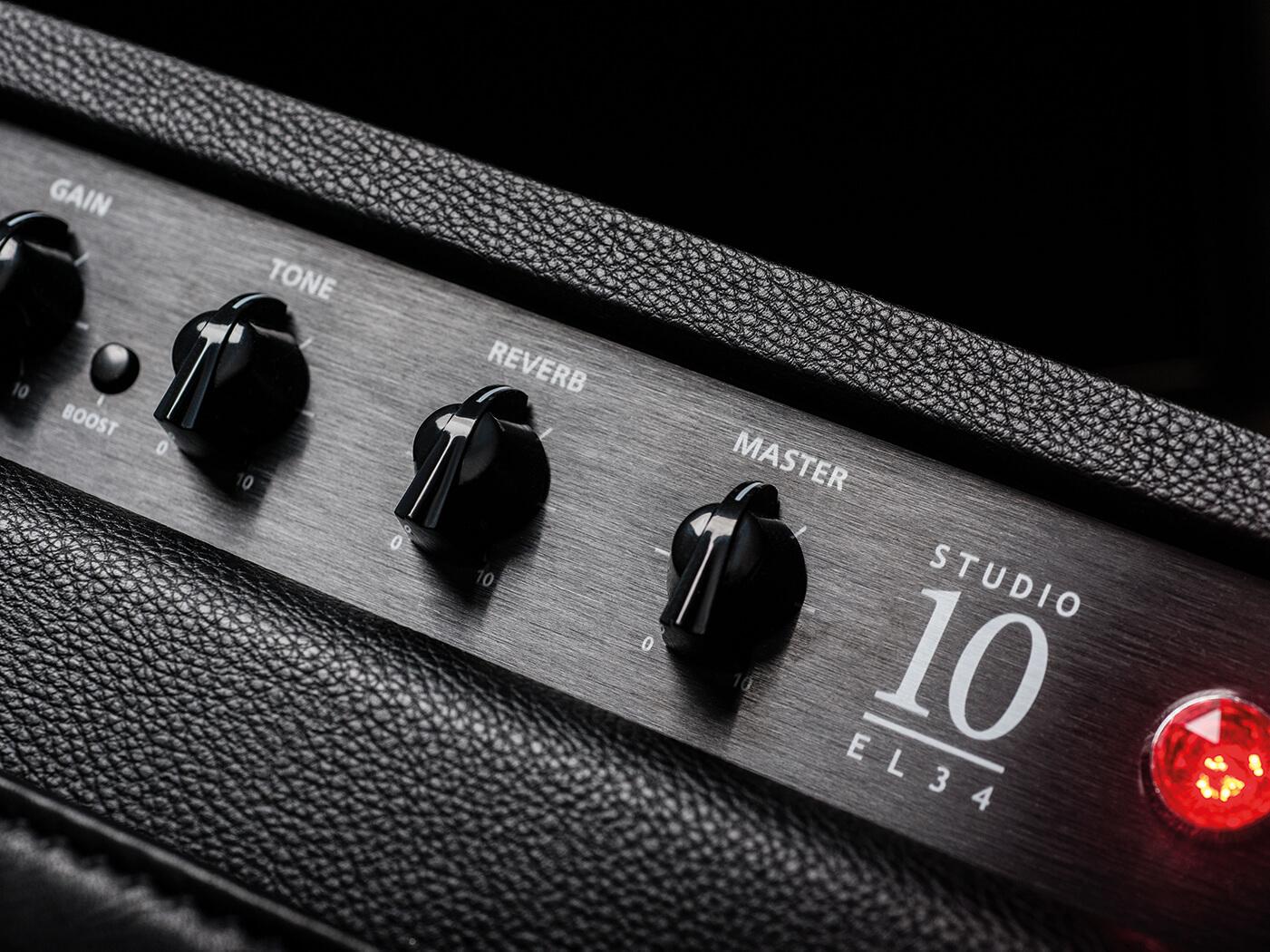 Blackstar Studio Review 10EL34