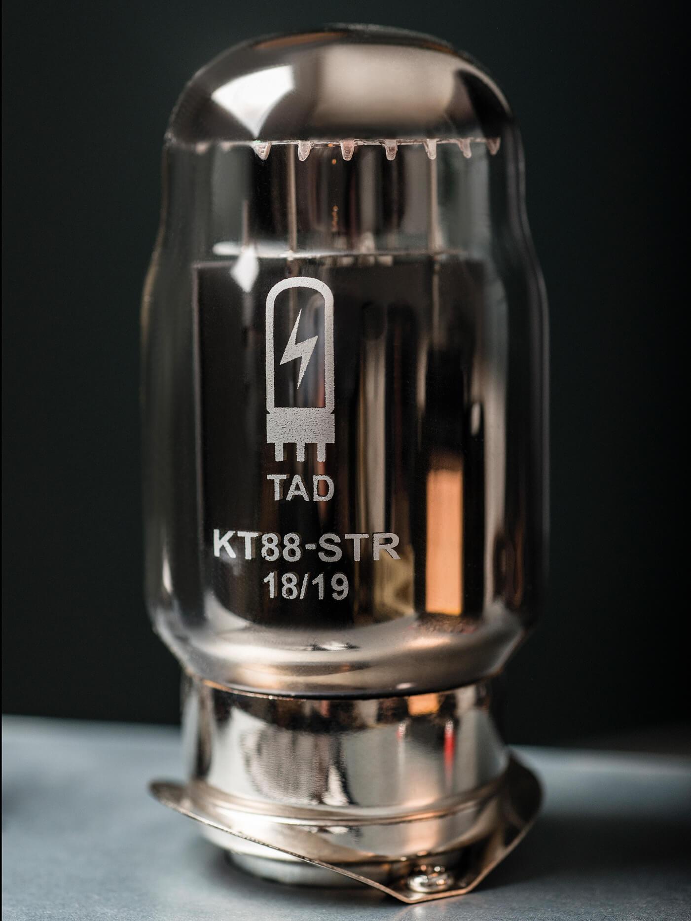 Blackstar Studio Review KT88 tube