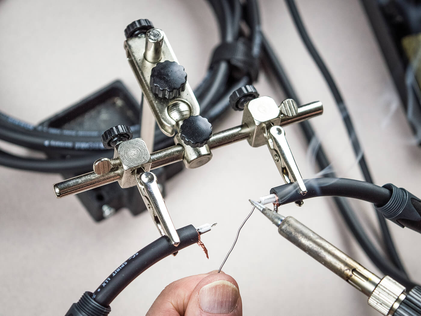 DIY Complete Guide to Soldering Tinning Wires