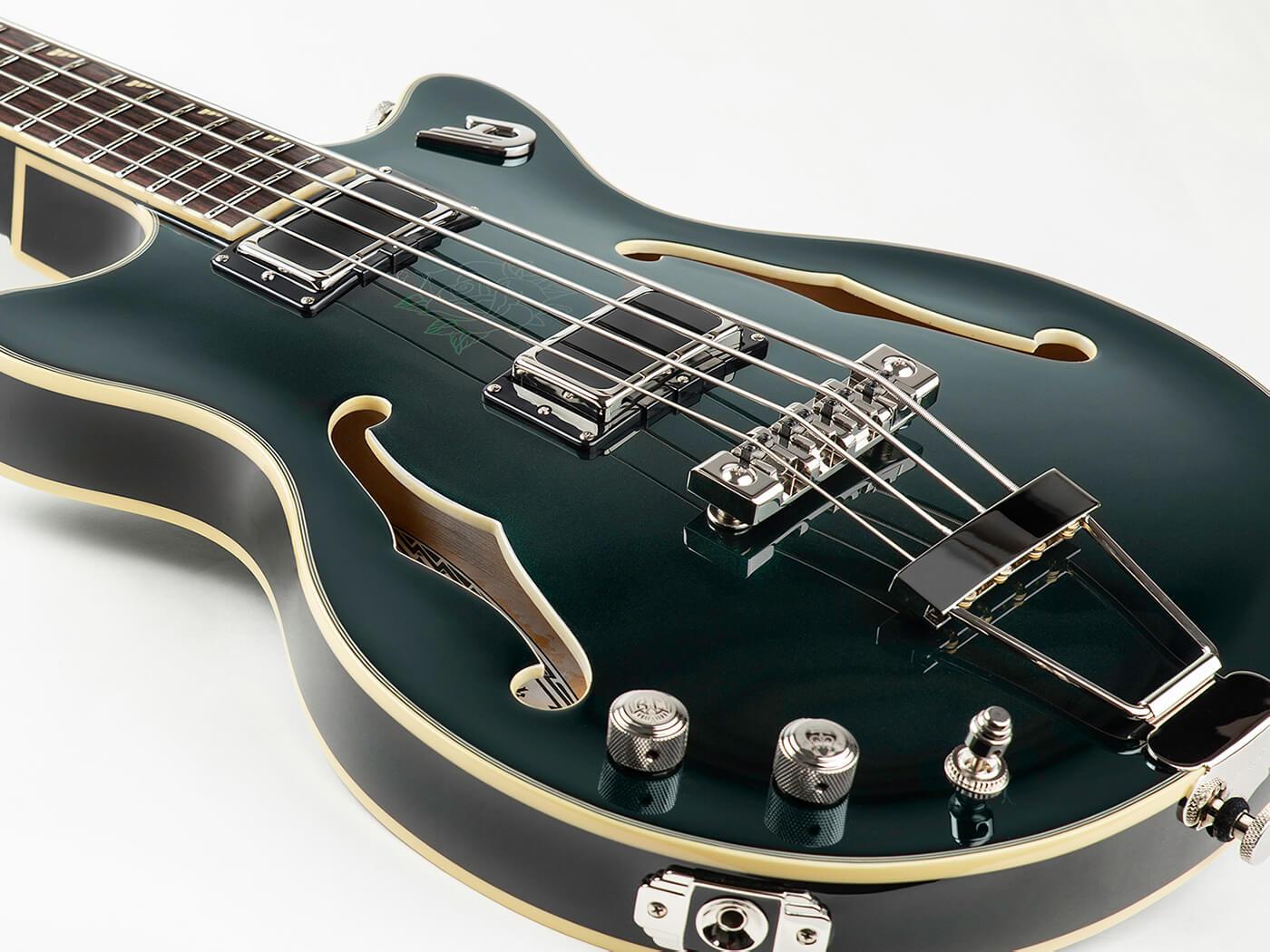 Duesenberg Dropkick Murphys Alliance Series LH Bass