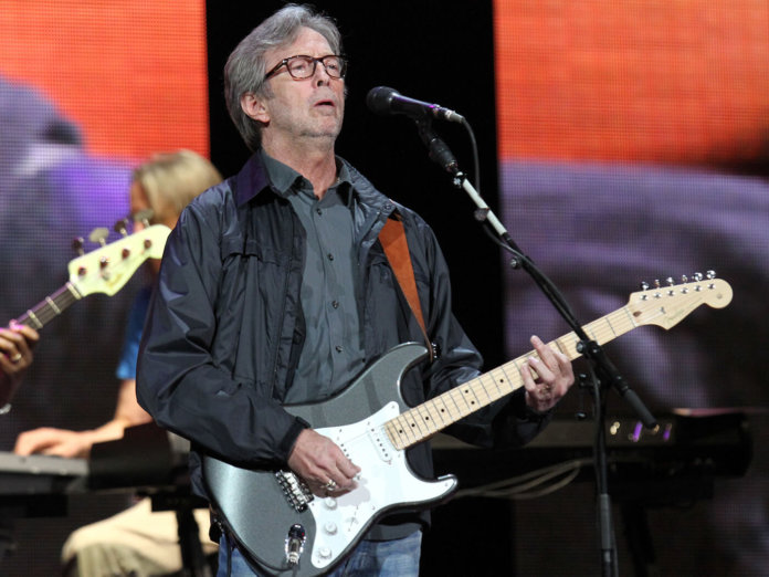 Eric Clapton live at MGS 2013