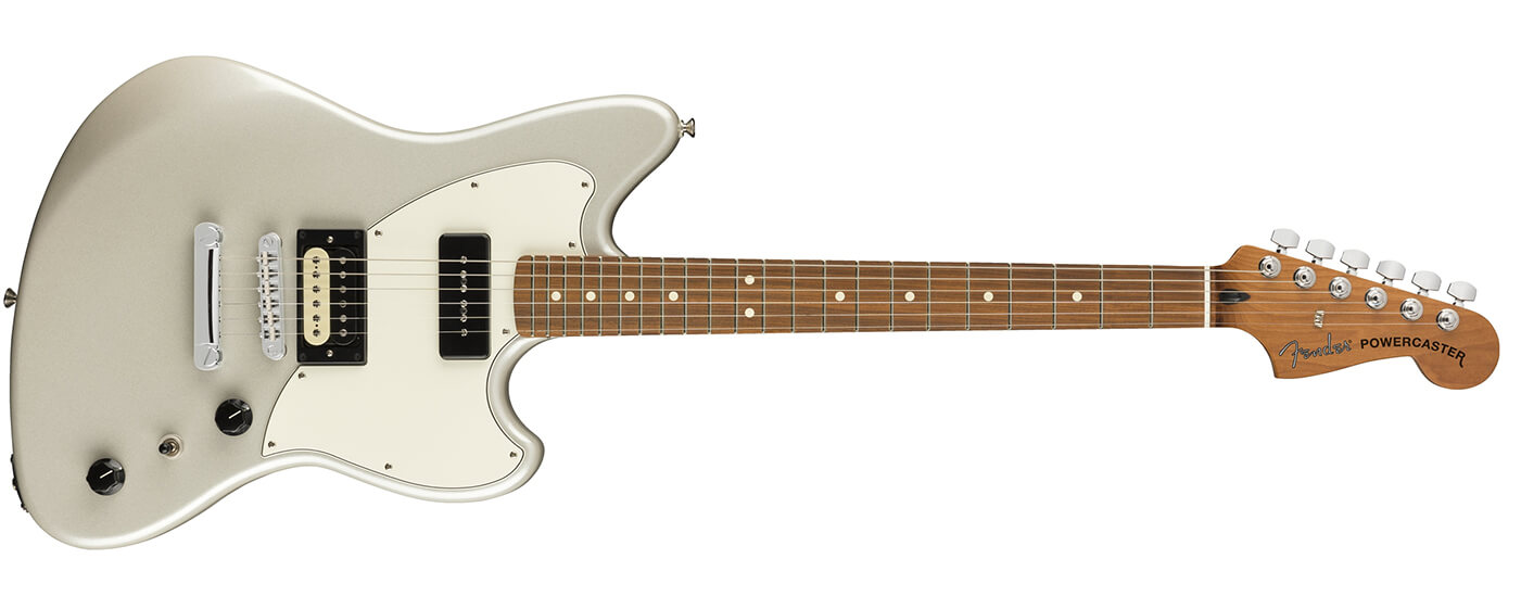 Fender Powercaster side