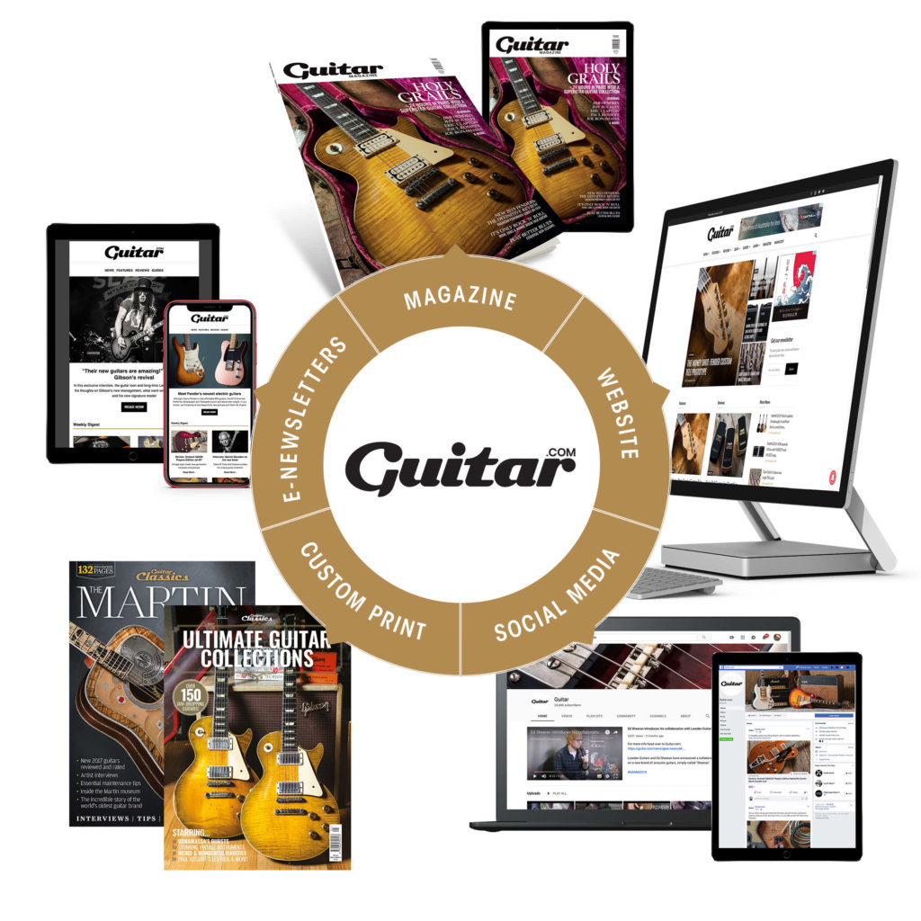 Guitar.com Media Kit Preview