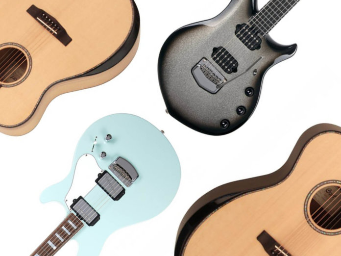 Guitar Round Up March 2019