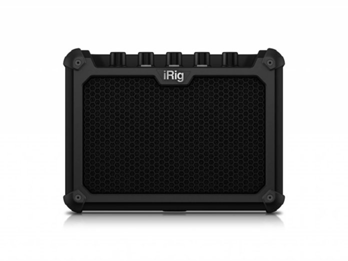 IK Multimedia iRig Micro Amp feature