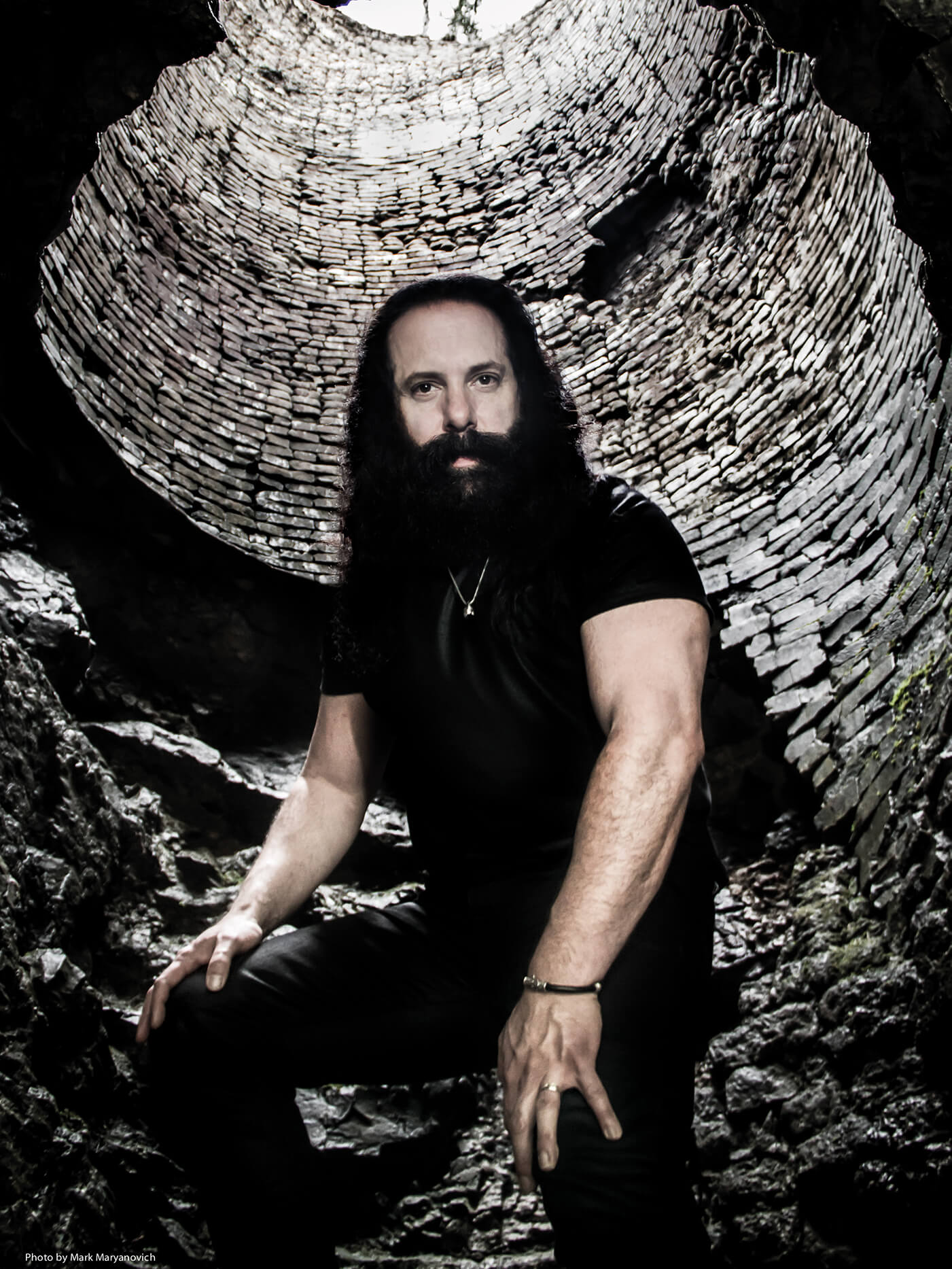 John Petrucci Interview cave