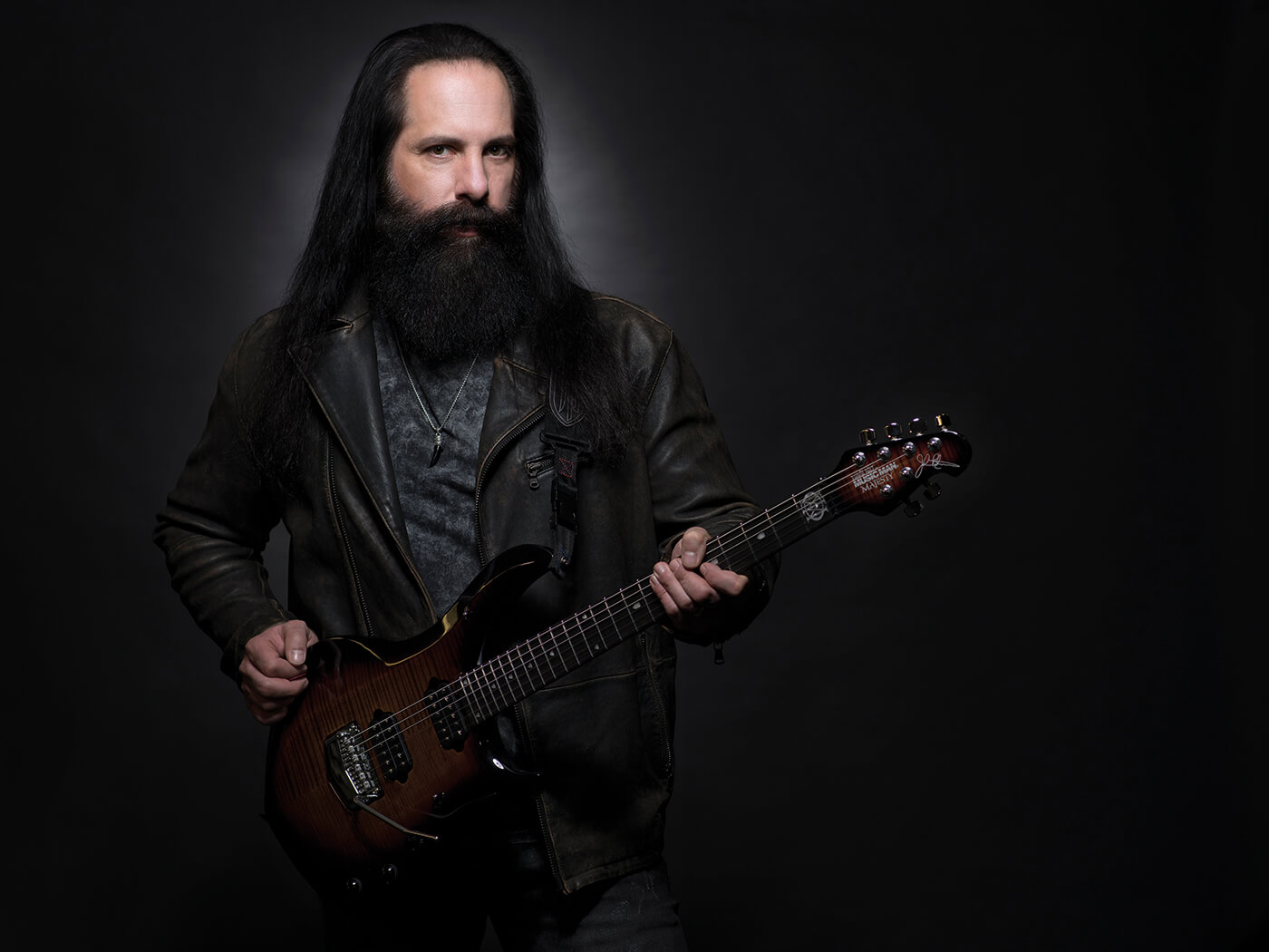 John Petrucci Interview feature