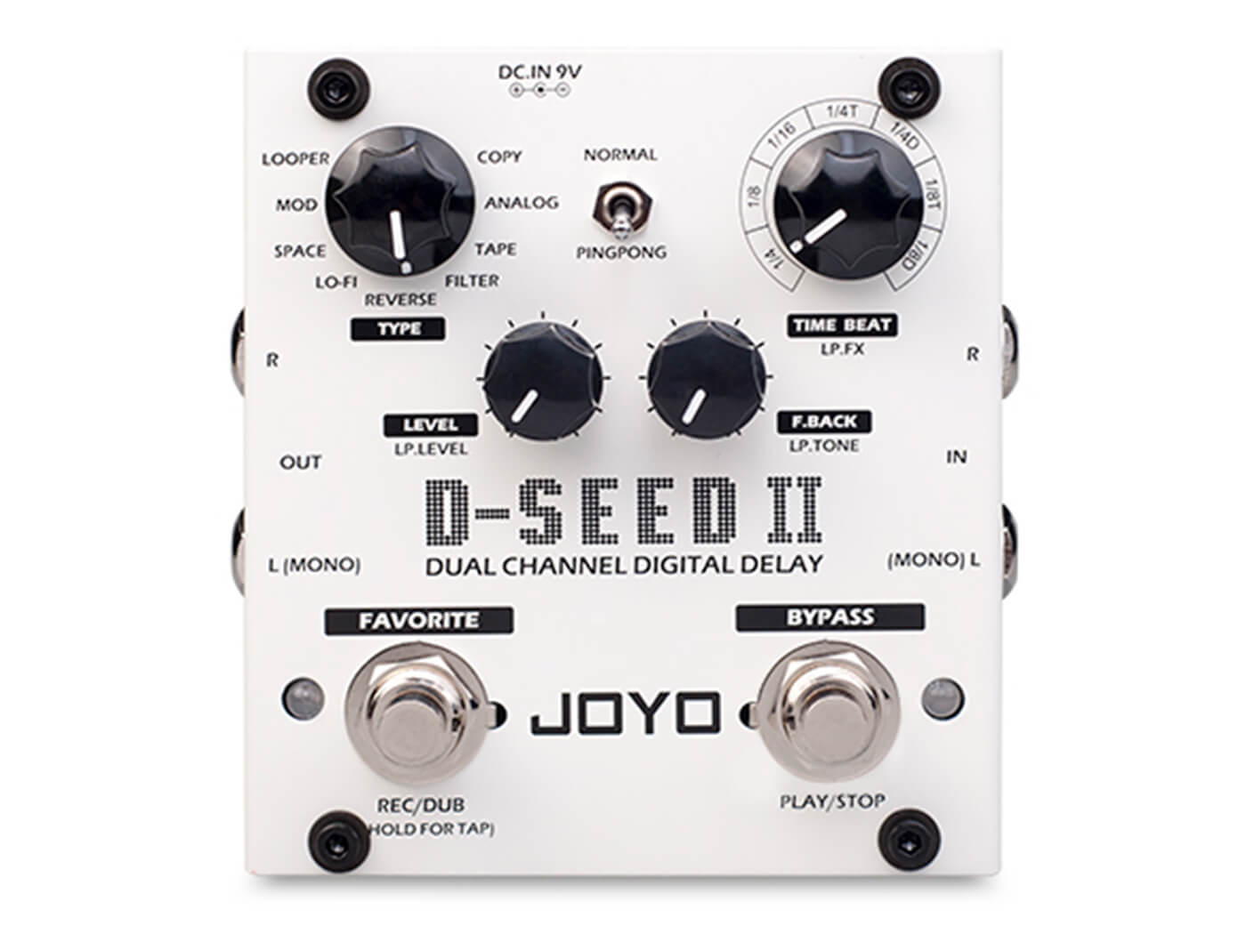Joyo D-Seed II Digital Delay