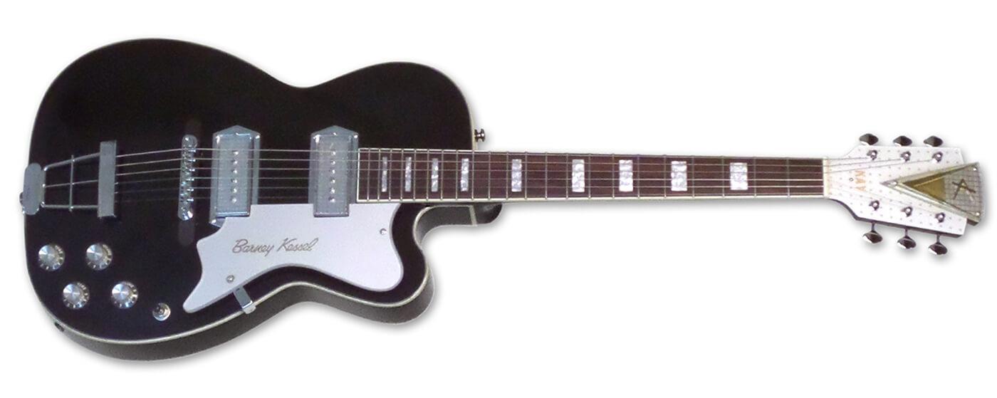 Kay Guitar Barney Kessel reissue K1700V Pro
