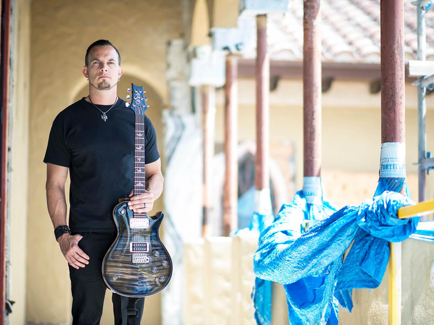 Mark Tremonti Interview PRS guitar